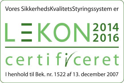 Lekon-Certificering-SKS-godkendt-2014
